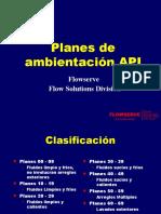 Planes de Ambientacion