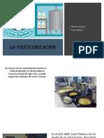 La pasteurización.pptx