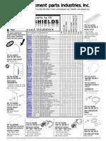 AirShields Catalogue