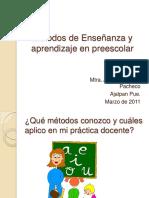 mtodosdidcticosparapreescolar-110314212524-phpapp02