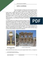 A Morales Carta a Los Efesios