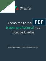 Como Me tornei um trader profissional