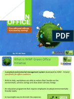 Green Office Awareness Sessions
