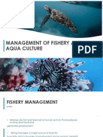 Fisheries and Aquaculture Group 2