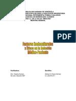Ambulatorio Factores q Intervienen en La Relacion Medico Paciente