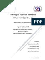 Consulta Bibliografica - Unidad III