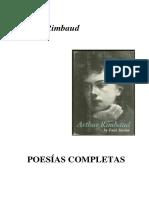 Poesías Completas - Arthur Rimbaud