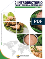 Estudio Mercado Atún Conserva India