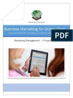 Business Marketing for Online Clinik