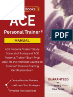 ACE Personal Trainer Manual_ ACE Personal Trainer Study Guide 2018 & 2019 a