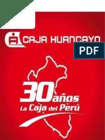 Planeación Estratégica Caja Huancayo