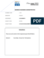 MG 360 Advanced Management Practice (Assignment Questions)_1