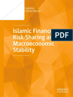 Muhamed Zulkhibri, Abdul Manap, Turkhan Ali - Islamic Finance, Risk-Sharing and Macroeconomic Stability-Palgrave Macmillan (2019)
