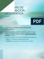 Sistemas de Informacion Geográfica