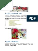 Principios y Técnicas Freinet.