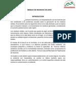 4.- Ecologia Municipal
