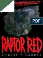 Bakker, Robert T - Raptor Red (1996, Bantam, 0553503693).pdf