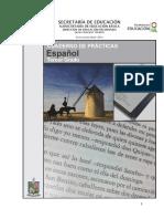 Cuaderno de Espanol 3