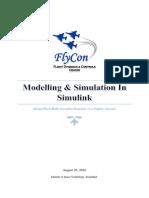 1. SIMULINK Modelling Tutorial