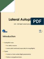 Part 4C - Lateral Autopilot (1)