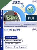 Real Life Graphs