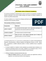 Políticas Institucionales del Refuerzo Académico.docx