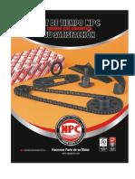 Ficha Timing Kit NPC