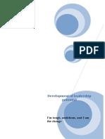 DLP Proposal
