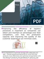 Evidencia 7 Improve Logistics Efficiency