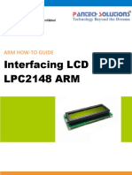 1-4 Bit Lcd Interfacing With Arm7 Primer