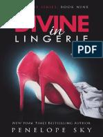 Lingerie 09 - Divine in Lingerie - Penelope Sky