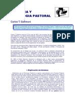 Teología y Psicología Pastoral