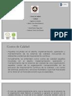 Costos de Calidad, Hugo Briseño, Eduardo Gutierrez