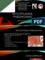 Rebeca Rivero - Mycoplasma Pneumoniae