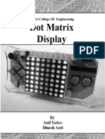 Dot Matrix Display