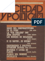 QUIJANO_1972_ART_La Vía Chilena, Dos Años Después
