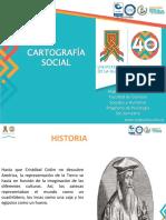 Cartografía Social, Rivera.
