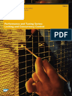 SAP ASE Performance and Tuning Series Locking and Concurrency Control