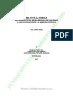 DEL MITO AL S+ìMBOLO_Guillermo Meza