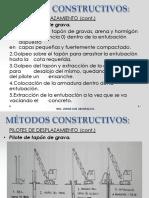 PROCESO CONSTRUCTIVO DE PILOTE