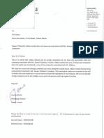 Rebuttal from Vatika Limited - Association