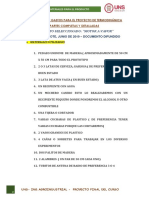Repartición Costos Proyecto de Termodinamica