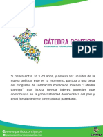 Mas Informacion Catedra