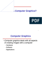 1-01-What is Computer Graphics