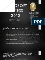 Microsoft Access Ppt