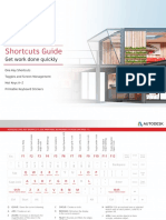 AutoCAD 2020 Shortcuts Guide
