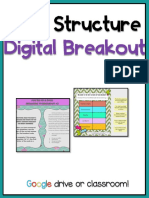 Breakout Text Structure Directions