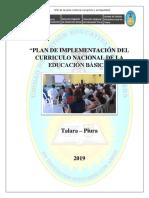 13 UT_Plan de Implementación_CNEB_2019. Vf