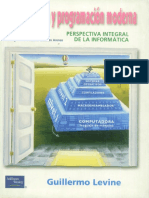 Computación y Programación Moderna (Perspectiva Integral de La Informática)