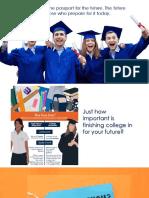 Grad Maker Educational Plan Projection